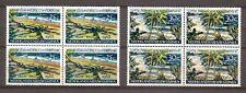 Nederlands Nieuw Guinea - 1962 - NVPH 76-77 (Blokken van 4) - Postfris - LB704