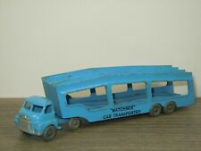 Bedford Car Transporter - Matchbox Lesney 2 England *47135