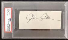 Alan Alda Signed Cut PSA/DNA Mash Autograph Book Hawkeye Tough Sig Auto TV Show