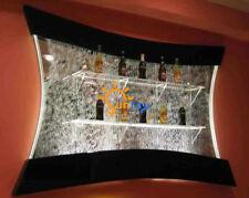 LED Regal Bar Wasser Wand Säule Beleuchtete Wasserwände Bar Theke Regal Möbel