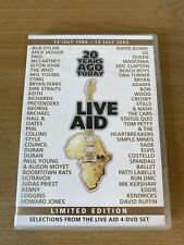 Live Aid - 20 Years Ago Today DVD