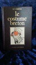 Le costume Breton iconographie - Creston 1993 Coop Breizh Bretagne