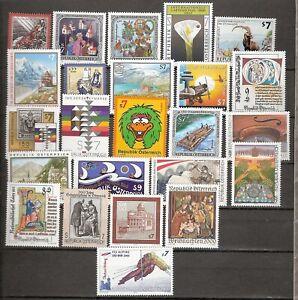 Österreich Jahrgang 2000 Postfrisch ** MNH