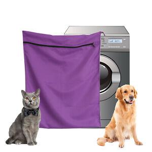 Pet Laundry Bag Washing Machine Large Size Bag for Catching Pet Hair Dog