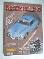 RUOTECLASSICHE Ruote Classiche N°128 Maggio 1999 Coupè 1957 3