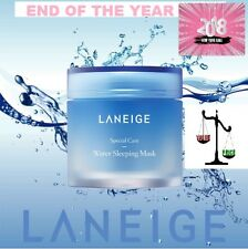 Laneige  Water Sleeping Mask Face Care Korea Cosmetics 70mL /2.4oz  Nib