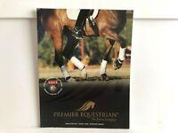 Premier Equestrian Catalog Arena Company Dressage Magazine Equine