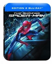 The Amazing Spider Man COFFRET BLU-RAY STEELBOOK NEUF SOUS BLISTER