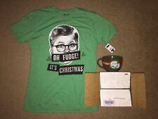 A Christmas Story Mug Bowl New Official Merchandise and Shirt Set