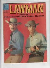 Four Color #970 Lawman (Dell 1958)  VG