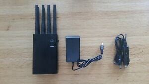 5G Anti drone Anti Mobile Signal Shield - GPS 3g 4g and LTE - US Seller