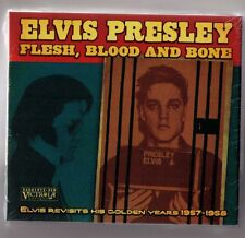Elvis Presley 3 CD Set - Flesh, Blood And Bone - Digipack - NEU