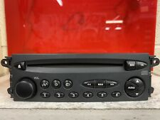 Peugeot Citroen Car Stereo Radio Head Unit Cd Player Clarion Pu-2472b Decoded