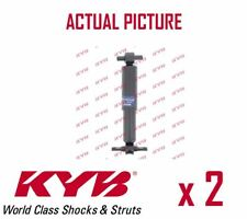 2 x NEW KYB FRONT AXLE SHOCK ABSORBERS PAIR STRUTS SHOCKERS OE QUALITY 443016