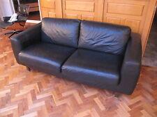 Habitat Leather Contemporary Sofas, Armchairs & Suites