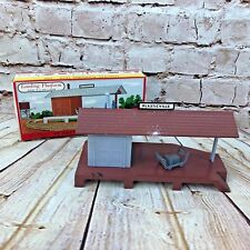 Vintage Bachmann Plasticville Loading Platform #1620 Scale O & S in Original Box