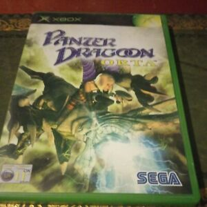 Panzer Dragoon Orta (Microsoft Xbox, 2003) - European Version