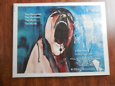 "PINK FLOYD THE WALL ORIGINAL 1982 MOVIE POSTER 23""X28"""