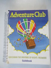 Exploring the universe of God's promises: Guidebook (Adventure club)