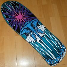 PrimeWood Mike Vallely 'World Industries' Elephant On The Edge Skateboard Deck B