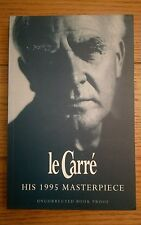 Our Game  John Le Carre UNCORRECTED BOOK PROOF Paperback 2006 VERY RARE