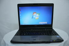 "Laptop Fujitsu Lifebook S752 14.1"" i5-3230M 4GB 320GB Windows 7 Webcam Warranty"