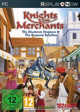 Knights and Merchants [PC | Mac Download] - Multilingual [E/F/G/ES/PL/NL]