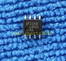 5PCS LM4562MA LM4562MAX LM4562MA/NOPB L4562MA Audio OP AMP IC NSC SOP-8