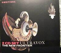 CD Ultravox / The New Frontier – 2CD SET von 2005