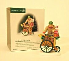 New Department 56 Christmas in the City (Cic) Hot Roasted Chestnuts #58983