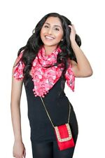NWT Womens Beaded Clutch Bag Bridal Bag Party Purse Women's Handbag Gift for Her