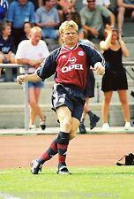 Stefan Effenberg Bayern München 2001-02 seltenes Foto+2