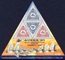 "NUOVA ZELANDA - BF - 1997 - ""AUPEX '97"""