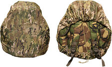 20 - 60 LITRE MEDIUM WATERPFOOF PATROL RUCKSACK COVER MULTICAM MTP RIPSTOP BAG