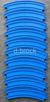10 x CORNER CURVED TRACK - Tomy Tomica Trackmaster Train Thomas Tank Engine