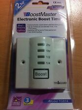 Electronic Boost Timer Switch Immersion Switch Energy Saving TGBT4 Timeguard New