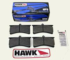 Wilwood Superlite Fast Road Hawk HPS Brake Pads