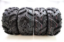 Maxxis MU01/MU02 Zilla Front & Rear Tire Set 30x9-14 & 30x11-14 (4 Tires)