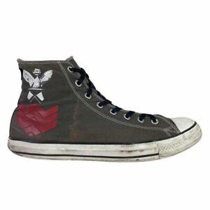 Converse X Gorillaz Chuck Taylor High Top Shoes Sneakers Mens Size 12 RARE
