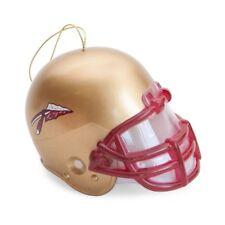 NCAA Florida State Seminoles 3'' Acrylic Light Up Football Helmet Ornament NEW