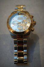 Men's Hugo Boss Watch HB1512960 Ikon Chronograph Excellent Condition