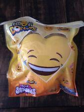 New Genuine Silly Squishies Donut Emoji Laughing