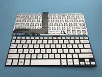 New For Asus Q302LA Q302UA Q304UA TP300L TP300LA TP300LD English Keyboard Silver