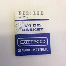 case 2906-3040 & Others Seiko Crystal Gasket Dd2110B for