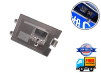 License Plate Light Lens Housing Back Up Camera Mount JEEP PATRIOT COMPASS