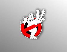 Ghostbusters Logo car decal, window bumper wall sticker film movie #a000158