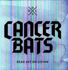 Cancer Bats - Dead Set On Living (NEW CD+DVD)