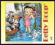 Grenada - Betty Boop Tahiti S/S