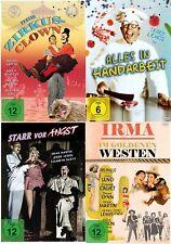 Jerry Lewis - 4 DVD Package  Kultfilme!
