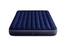 Intex Dura-Beam 10 inch Classic Outdoor Mattress Downy Queen Airbed